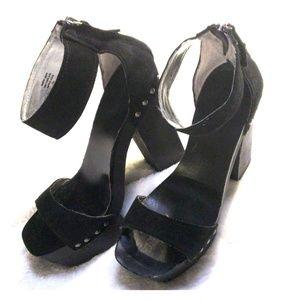 Bebe Chunky Heels